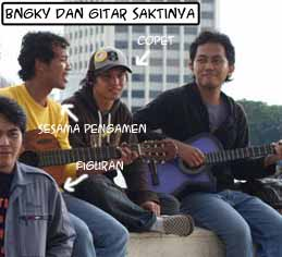 Bngky ngamen