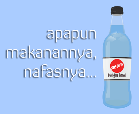 Oksigen Botol SoSlow