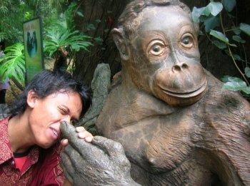 Monyet Ngupil