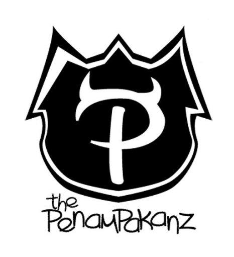 The Penampakanz Logo