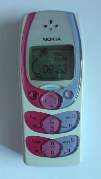 Nokia 2300 van Farijs van Java