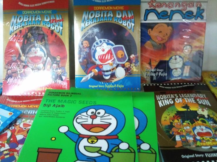 Buku-Buku Doraemon