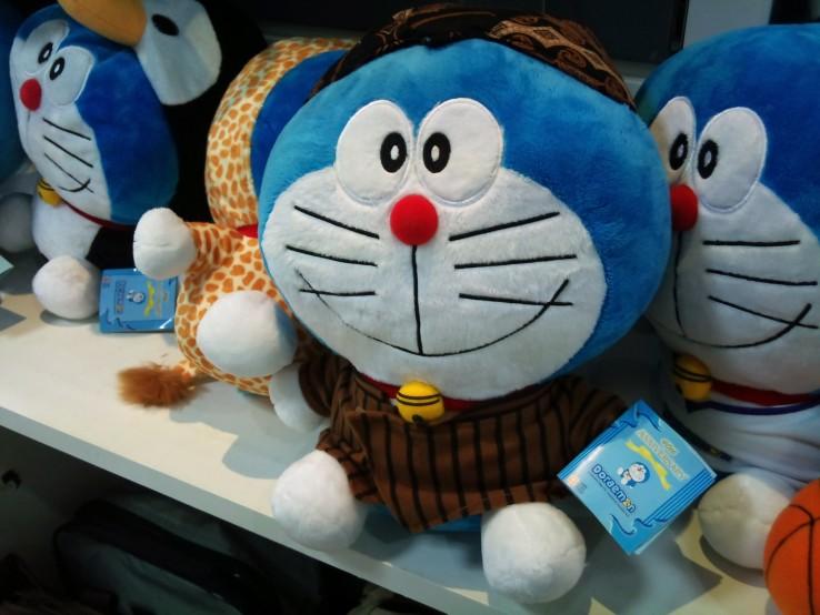 Doraemon Orang Jawa