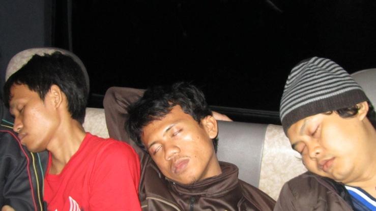 Muka-muka tidur