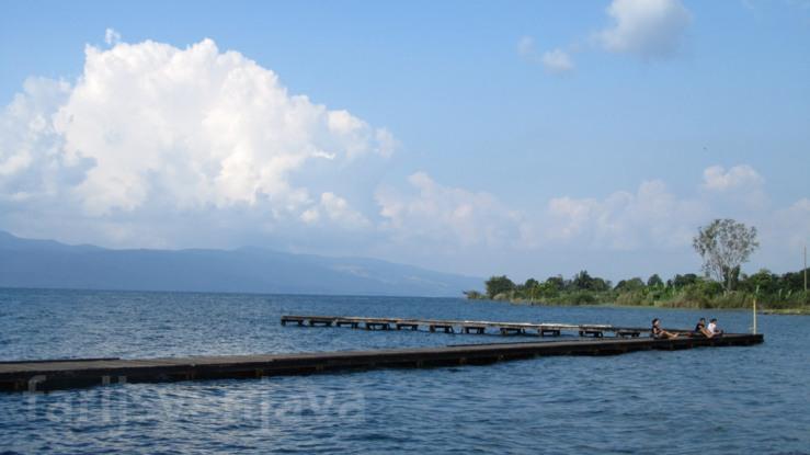 Danau Matano, Sorowako