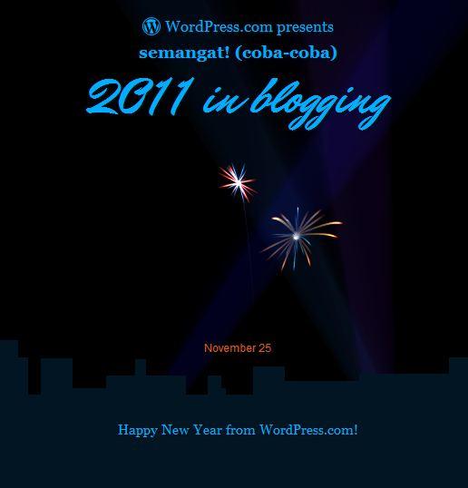 2011 in blogging
