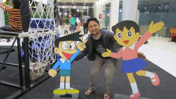 Doraemon, Suneo, dan Shizuka