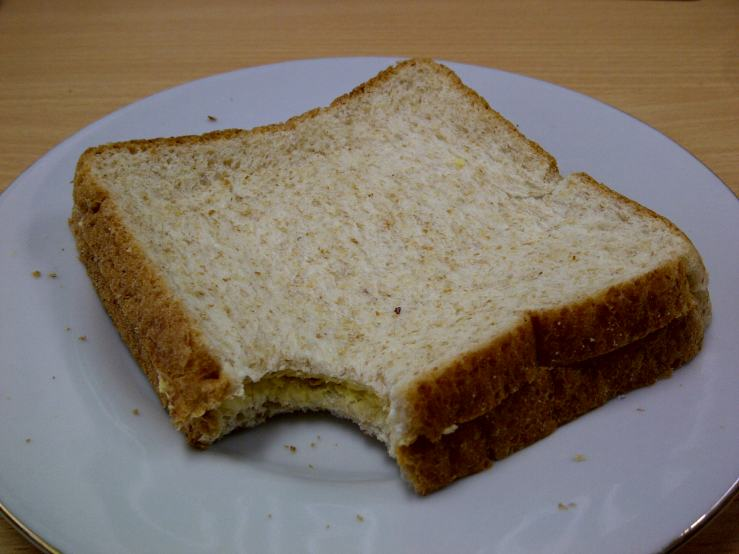 Sarapan Pagi Roti Margarin