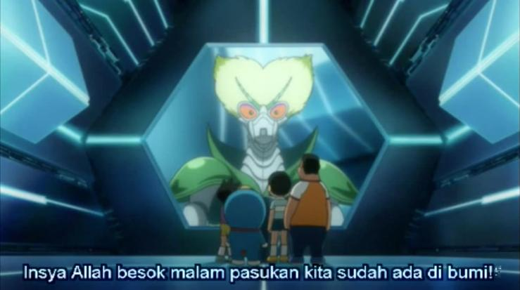 "Screenshot Doraemon The Big Power 2011: ""Insya Allah"""