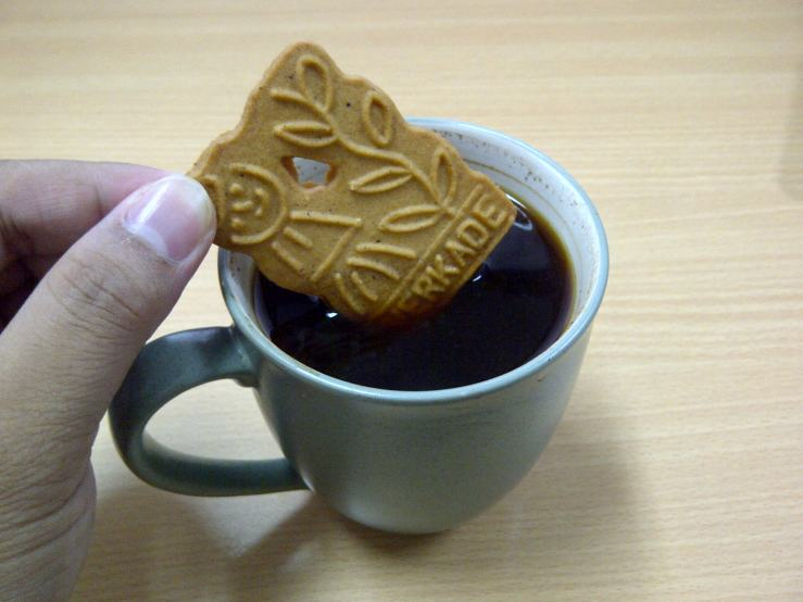 Biskuit Kayu Manis