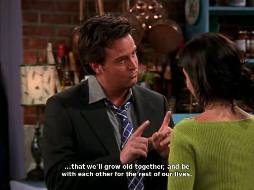 Chandler ke Monica #2