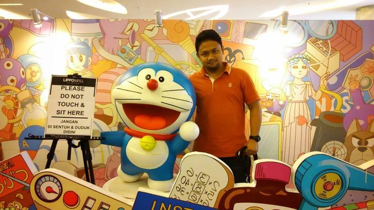 Doraemon berjumpa Doraemon