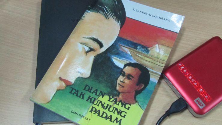 """Buku """"Dian y*ng Tak Kunjung Padam"""""""