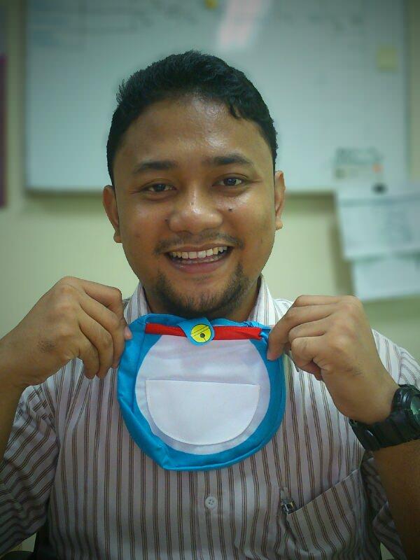 Farijsvanjava dan Kantong Doraemon